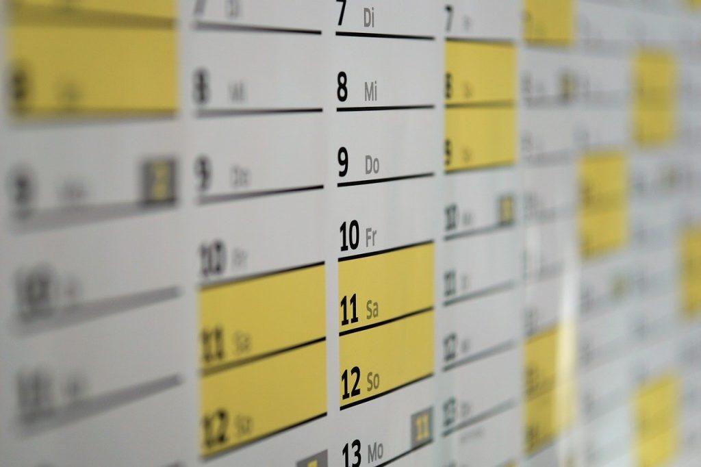 すごく便利!ハーレーミーティング2020が自分のグーグルカレンダーに追加できる